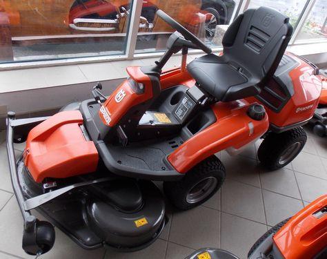 Husqvarna Rider R316T AWD