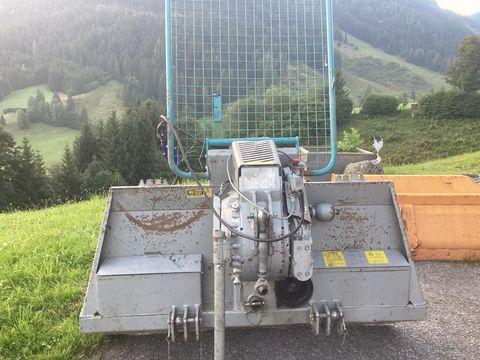 Pfanzelt Getriebeseilwinde DW 0258