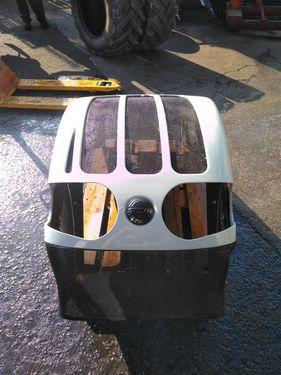 Steyr Motorhaube zu STEYR 4105 Multi