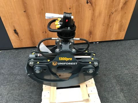 Uniforest Holzgreifer 1300pro mit 3to Rotator