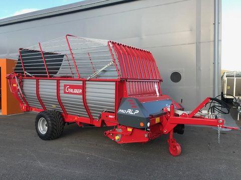 Gruber Ladewagen proALP 300T