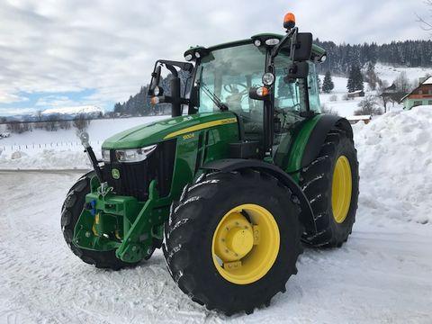 John Deere Traktor 5100R AKTION