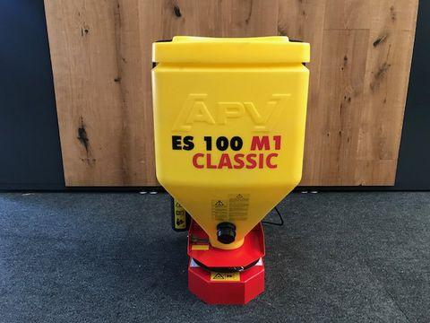 APV Einscheibenstreuer ES 100 M1 Classic
