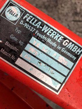 Fella Kreiselheuer TH 540 D Hydro
