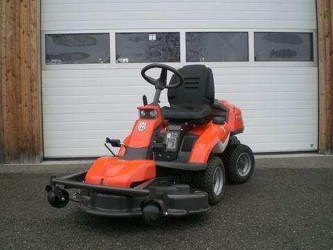 Husqvarna Rider R316TxS AWD 103cm Mähdeck