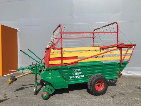 Steyr Hamster 8013 Bergladewagen 13m³