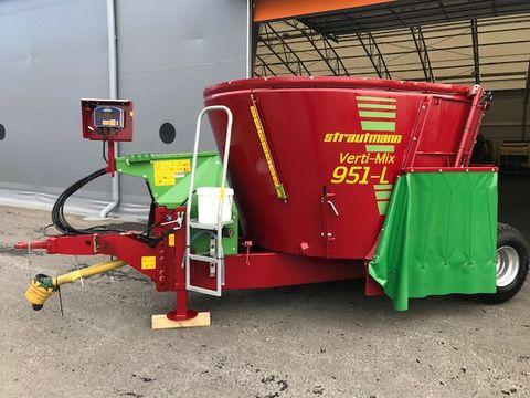 Strautmann Verti Mix 951 L Futtermischwagen 9,5m³