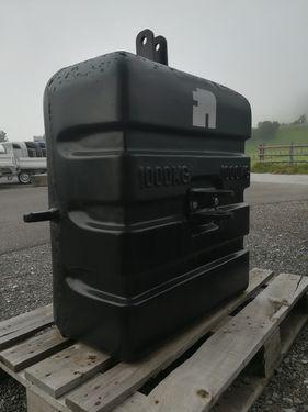 Fendt Heck-Frontgewichte 1.000kg