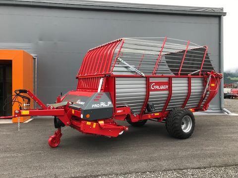 Gruber Ladewagen proALP 260T 26m³