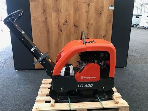 Sonstige Rüttelplatte Husqvarna LG 400 AKTION