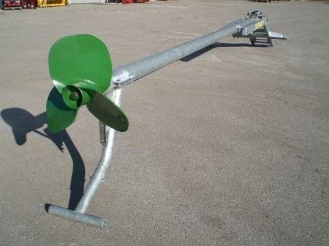 Stockmann Güllemixer 5m Zapfwellenantrieb