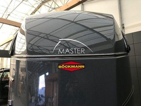 Böckmann Pferdeanhänger Master Limited Edition grey