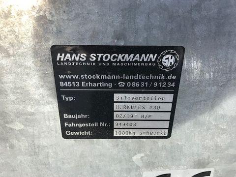 Stockmann Herkules Siloverteiler 230 Heck Front