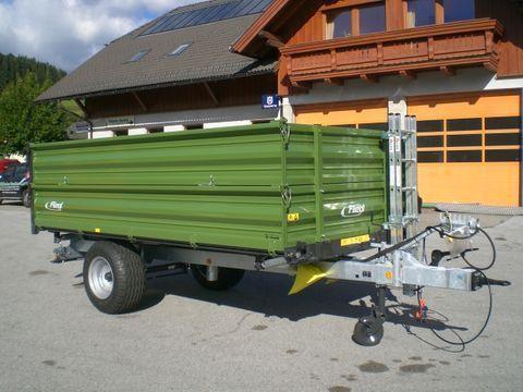 Fliegl Dreiseitenkipper Fox EDK 60 4x2m