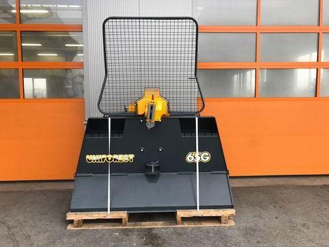 Uniforest Getriebeseilwinde 65 GH-Stop