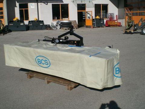 BCS Frontmähwerk mit Aufbereiter BCS TR6 2,45m