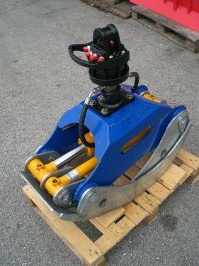Binderberger Zange Profiline PG 154 mit Rotator