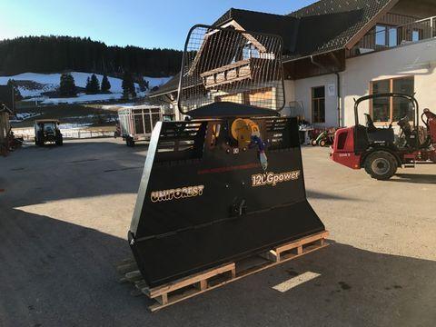 Uniforest Getriebewinde 120G Power 12 Tonnen Zugkraft