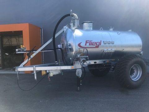 Fliegl Vakuumfasswagen VFW 5000 MAXX Line Einachs
