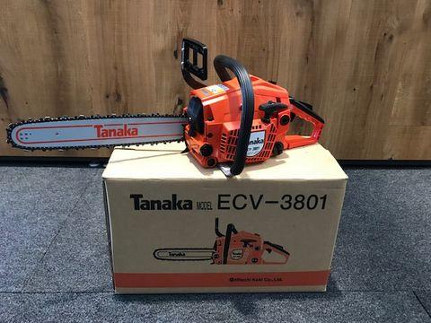 Sonstige Tanaka Motorsäge ECV 3801