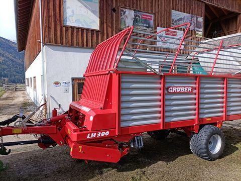Gruber Ladewagen LH300 TOP Bj. 2015
