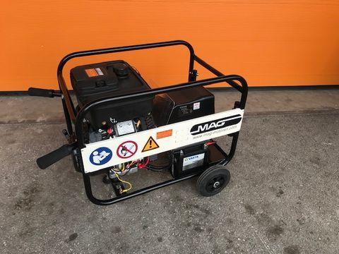 MAG Stromerzeuger Type 2310 HGE 10 kVA