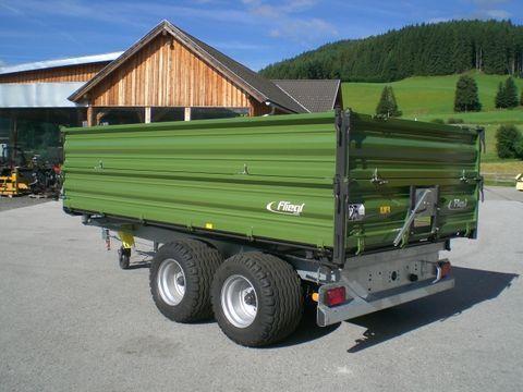 Fliegl Tandem Kipper Fliegl TDK 80-88VR 4500x2200 Dreis