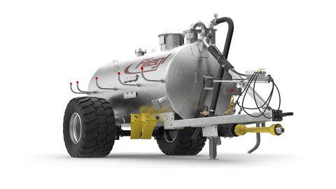 Fliegl Vakuumfasswagen VFW 7500 Jumbo Line