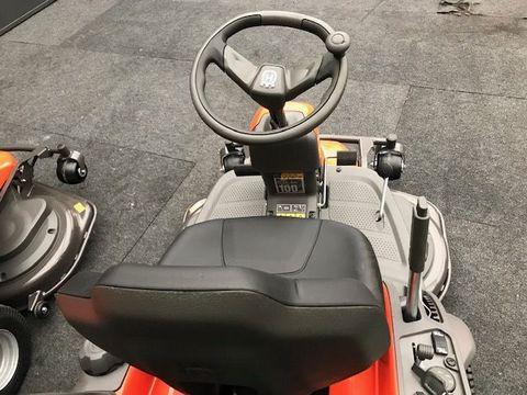 Husqvarna Rider RC320Ts AWD mit 112cm Mähdeck