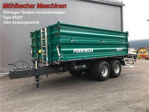 Pühringer Tandem-Dreiseitenkipper 4522T