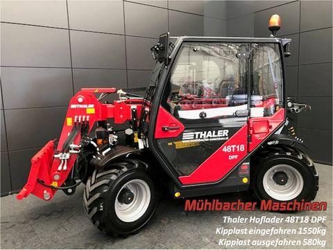 Thaler Hoflader 48T18 DPF - neues Modell