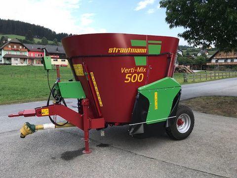 Strautmann Futtermischwagen Verti-Mix 500 5,0m³