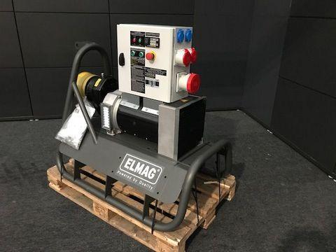 Sonstige Notstromaggregat Zapfwellen-Stromerzeuger 34WD
