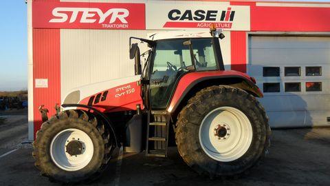 Steyr 150 CVT Profi