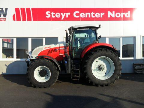 Steyr 6185 CVT Profi
