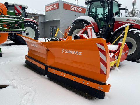 Samasz PSV 271 Vario-Schneepflug