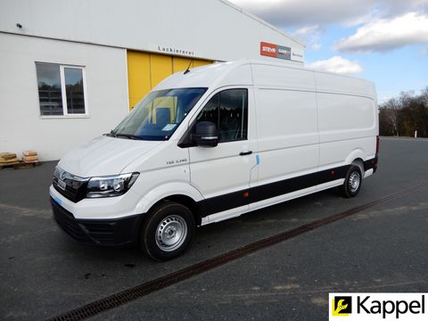MAN TGE 3.140 Kastenwagen RS 4490 mm