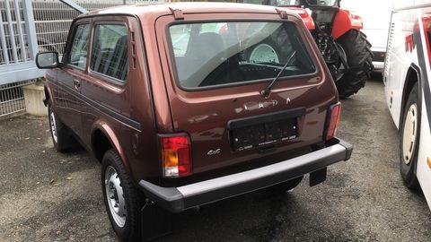 Lada Taiga 4x4 2-Sitzer in div. Farben