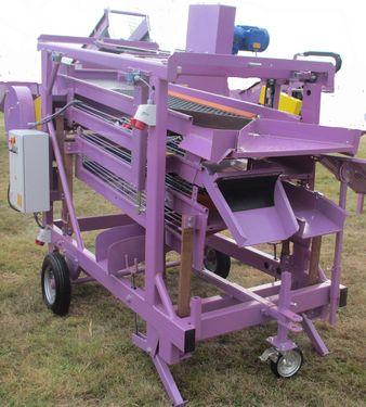 Ventor  Kartoffelsortiermaschine NRS12-4