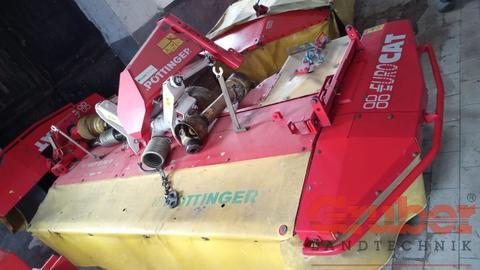 Pöttinger    Eurocat 276 F
