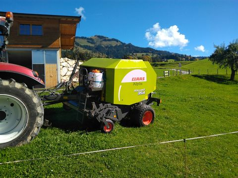 Claas Rollant 354