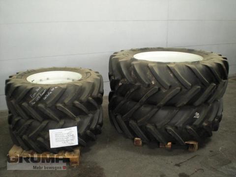 Michelin 380/70 R24 und 480/70 R 34 Omnibib