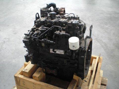 Case IH Motor, Traktormotor, 4-Zylinder, Case, Steyr