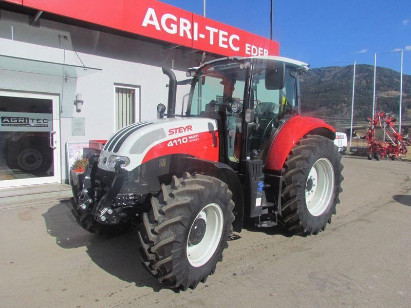 Gebrauchte 1686792 Steyr 4110 Multi