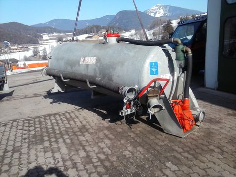 CUM 2500 Liter Vakuum