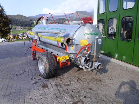 Kirchner 3000 Liter Vakuumpumpe