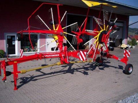 Pöttinger Eurotop 651 A Multitast