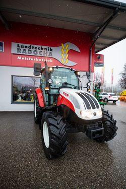 Steyr Traktor Steyr 4065 s