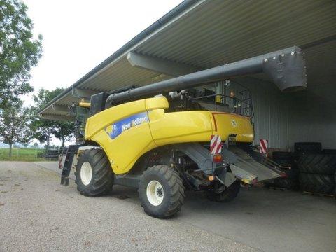 New Holland CR 9070 Elevation ALLRAD