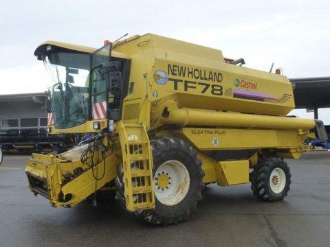 New Holland TF 78 ALLRAD